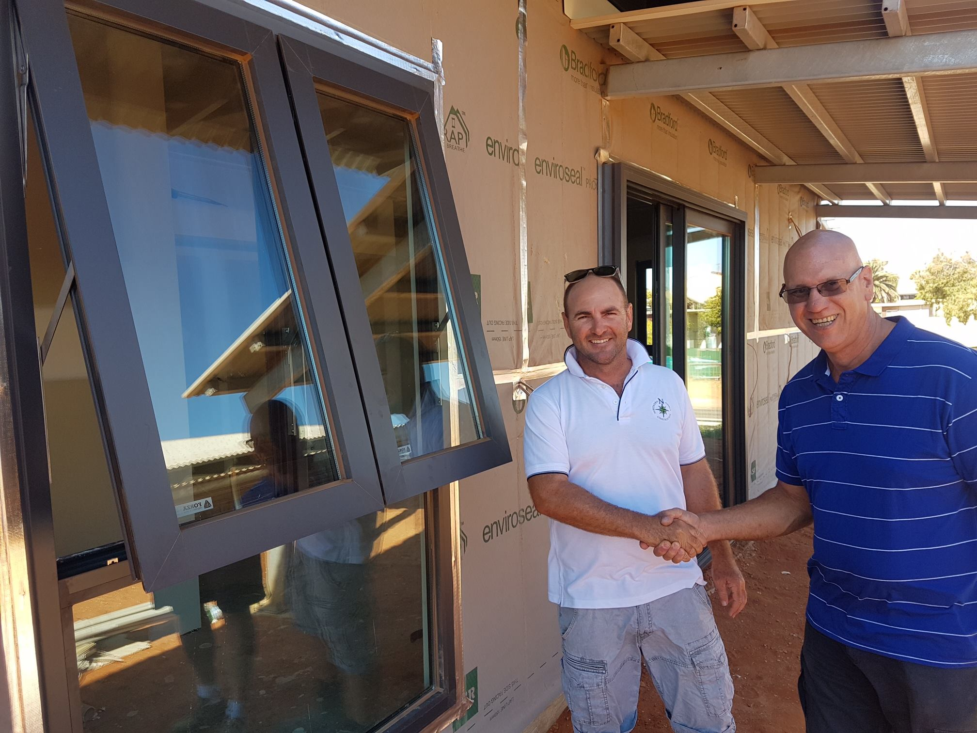 ... Aspect Construction (NAC) is pleased to welcome Mr Vic Muller CEO of Forza Products to Carnarvon this week. NAC are installing Forza Windows and Doors ...  sc 1 st  Northern Aspect Construction & Forza Products - Northern Aspect Construction